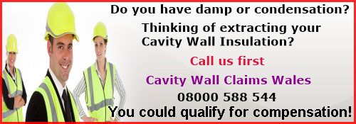 Extraction Of Cavity Wall Insulation